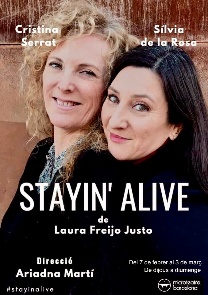 Cartell Dates Microteatre StayinAlive 2019